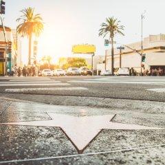 The Mayfair Hotel Los Angeles пляж