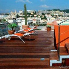 Отель SPITY Ницца бассейн фото 2