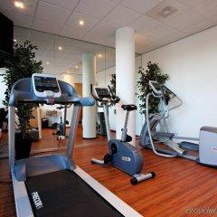 Отель Bastion Amstel Амстердам фитнесс-зал