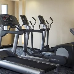 Отель Aspira Prime Patong фитнесс-зал