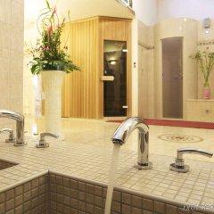Отель Hollywood Media Hotel Германия, Берлин - 1 отзыв об отеле, цены и фото номеров - забронировать отель Hollywood Media Hotel онлайн ванная
