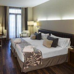 Отель Catalonia Ramblas 4* Улучшенный номер с различными типами кроватей фото 14