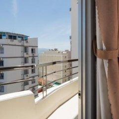 Отель Oressund Hotel Вьетнам, Нячанг - отзывы, цены и фото номеров - забронировать отель Oressund Hotel онлайн балкон