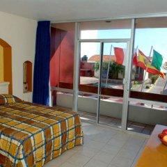 Отель Del Real Hotel & Suites Мексика, Масатлан - отзывы, цены и фото номеров - забронировать отель Del Real Hotel & Suites онлайн комната для гостей фото 2