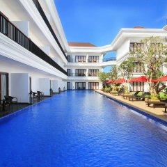 Grand Palace Hotel Sanur - Bali бассейн фото 2
