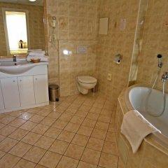 TOP Hotel Praha ванная