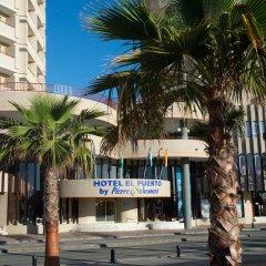 Hotel El Puerto by Pierre & Vacances городской автобус