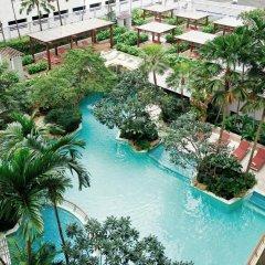 Dusit Suites Hotel Ratchadamri, Bangkok Бангкок пляж