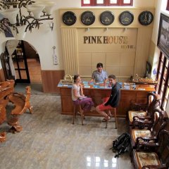 Отель Villa Pink House Вьетнам, Далат - отзывы, цены и фото номеров - забронировать отель Villa Pink House онлайн интерьер отеля фото 2