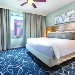 Отель Wyndham Desert Blue США, Лас-Вегас - отзывы, цены и фото номеров - забронировать отель Wyndham Desert Blue онлайн комната для гостей фото 2