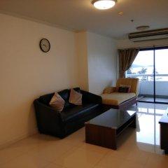 Отель Patong Tower Holiday Rentals Патонг комната для гостей