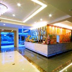 Crystal Palace Hotel интерьер отеля