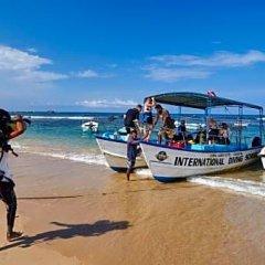 Coral Sands Hotel Хиккадува городской автобус