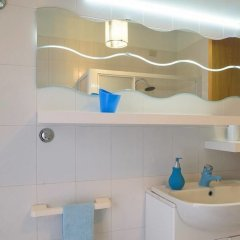 Отель Casa Claudia Италия, Монтекассино - отзывы, цены и фото номеров - забронировать отель Casa Claudia онлайн ванная