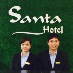 Отель Santa 2 Ханой спортивное сооружение
