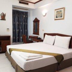Отель New Siam Ii Бангкок сейф в номере