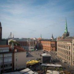 Отель Riga Downtown Apartment Латвия, Рига - отзывы, цены и фото номеров - забронировать отель Riga Downtown Apartment онлайн балкон
