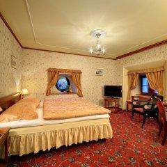 Отель Chateau St. Havel - wellness Hotel Чехия, Прага - отзывы, цены и фото номеров - забронировать отель Chateau St. Havel - wellness Hotel онлайн комната для гостей фото 3