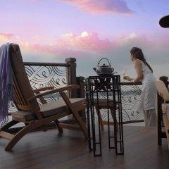 Отель Anantara Riverside Bangkok Resort Таиланд, Бангкок - отзывы, цены и фото номеров - забронировать отель Anantara Riverside Bangkok Resort онлайн балкон