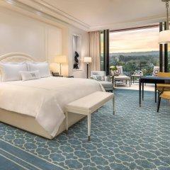 Отель Waldorf Astoria Beverly Hills комната для гостей фото 4