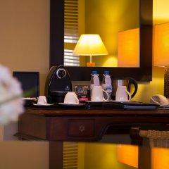 Отель Radisson Blu Resort, Sharjah удобства в номере фото 2