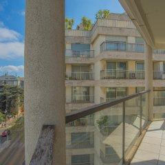 Отель ExcelSuites Residence Франция, Канны - 1 отзыв об отеле, цены и фото номеров - забронировать отель ExcelSuites Residence онлайн балкон
