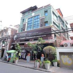 Отель Pannee Residence at Dinsor Таиланд, Бангкок - отзывы, цены и фото номеров - забронировать отель Pannee Residence at Dinsor онлайн фото 6
