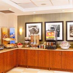Отель Hampton Inn Manhattan Grand Central питание