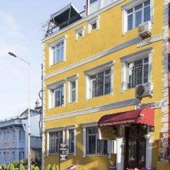 Metropolis Hostel & Guest House парковка