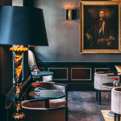 Отель 11 Cadogan Gardens гостиничный бар