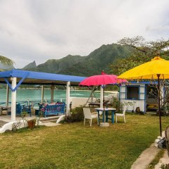 Отель Anapa Beach Французская Полинезия, Папеэте - отзывы, цены и фото номеров - забронировать отель Anapa Beach онлайн фото 5