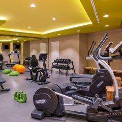 Гостиница Адажио Москва Павелецкая фитнесс-зал фото 3