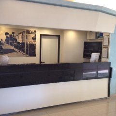 Hotel Ricchi интерьер отеля