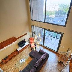 Отель Oh My Loft Valencia фитнесс-зал фото 4
