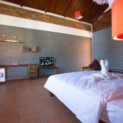 Отель An Bang Sunset Village Homestay комната для гостей фото 3