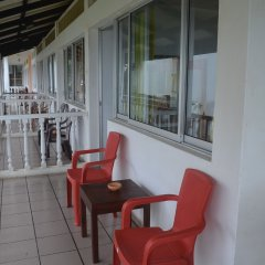Hotel Paradiso балкон
