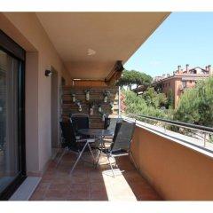 Отель Ficus 4 Испания, Льорет-де-Мар - отзывы, цены и фото номеров - забронировать отель Ficus 4 онлайн балкон