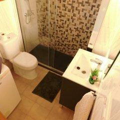 Отель Estudio Castell Nord A-206 Испания, Курорт Росес - отзывы, цены и фото номеров - забронировать отель Estudio Castell Nord A-206 онлайн ванная фото 2