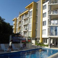 Отель ApartComplex New Tawn Болгария, Аврен - отзывы, цены и фото номеров - забронировать отель ApartComplex New Tawn онлайн бассейн