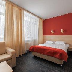 Гостиница ГЕЛИОПАРК Лесной комната для гостей фото 4