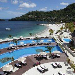 Отель Buccament Bay Resort - Все включено Остров Бекия балкон