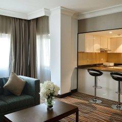 Отель Holiday Inn Abu Dhabi Downtown комната для гостей фото 4