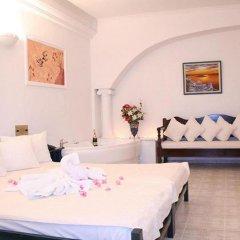 Отель Drossos Греция, Остров Санторини - отзывы, цены и фото номеров - забронировать отель Drossos онлайн комната для гостей
