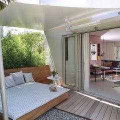 Отель Ekies All Senses Resort Греция, Ситония - отзывы, цены и фото номеров - забронировать отель Ekies All Senses Resort онлайн балкон