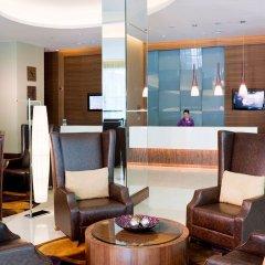Отель Novotel Suites Mall of the Emirates интерьер отеля фото 3