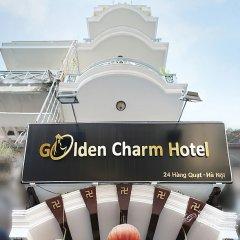Отель Hanoi Golden Charm Hotel Вьетнам, Ханой - отзывы, цены и фото номеров - забронировать отель Hanoi Golden Charm Hotel онлайн городской автобус