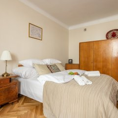 Отель P&O Apartments Plac Wilsona 2 Польша, Варшава - отзывы, цены и фото номеров - забронировать отель P&O Apartments Plac Wilsona 2 онлайн комната для гостей