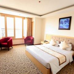Bavico Plaza Hotel Dalat Далат комната для гостей фото 2