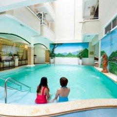 Отель Palm Beach Hotel Вьетнам, Нячанг - 1 отзыв об отеле, цены и фото номеров - забронировать отель Palm Beach Hotel онлайн бассейн фото 3