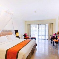 Отель Woraburi Phuket Resort & Spa комната для гостей фото 3